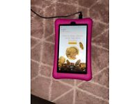 Amazon fire tablet 7 inch in plum
