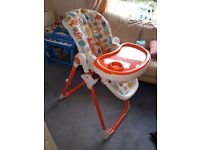 *SOLD **COSATTO BABY HIGH CHAIR**SOLD