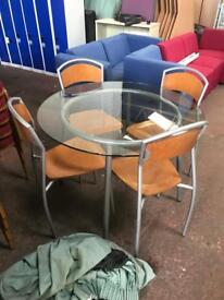 Conference Table Chair Package In Smithdown Road Merseyside - Round conference table for 12