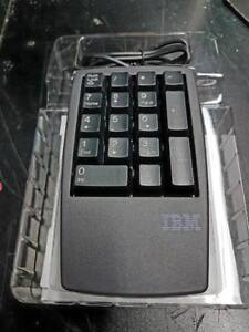 NEW IBM USB Numeric Keypad - Colour: Stealth Black - 33L3225