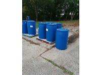 200 barrels (each)