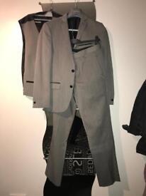 Debenhams 3 piece suit