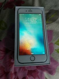 Iphone 6 16gb boxed EE , used condition but fully working