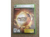 Xbox 360- PES 6 game