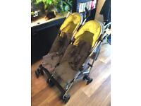 Mothercare Xoob2 Double Buggy