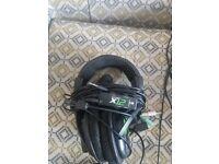 Turtle beach x12s xbox one headset and venom battries