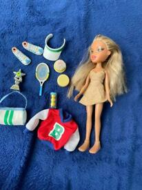 Bratz Tennis Doll