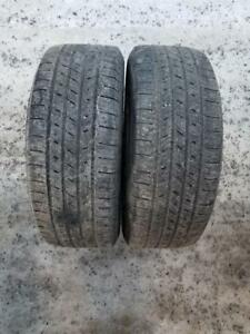2 Michelin Defenders -205/55/16- 50%- $30 for BOTH