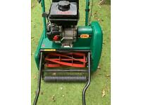 Qualcast, Atco, Suffolk Punch. Webb C14L 2015 newer version cylinder mower in excellent condition.