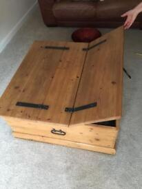 Coffee/Storage Table
