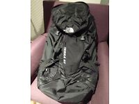Northface rucksack - barely used, great condition.