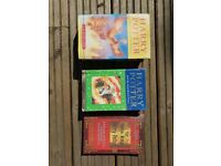 3 great harry potter books