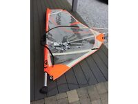 Windsurf childs 3M rig, grubby but unused £65.00 collection East Wittering