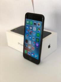 iPhone 7 128GB Perfect condition Matt Black