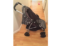 Graco push chair in new condition