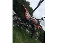 Honda cr 85 2005 new rebuild