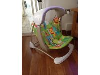 Fisher Price baby swing/chair