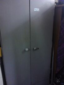 metal lockable unit