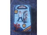 Spider-Man Weighted Punchbag