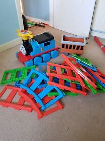 Thomas the tank engine electric ride on