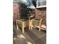 BRAND NEW GARDEN BOXES 2 FOR ONLY £30