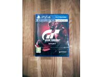 Gran turismo sport ps4 New sealed