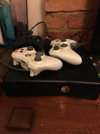 Xbox 360 S, 3 Controllers and 3 Games £120 O.N.O