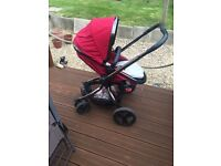 Mothercare orb berry pram. Used for 6months. In perfect condition!