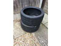 20 inch tyres - New condition