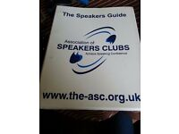 The Speakers Guide. Ten step guide to public speaking