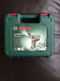 Bosch PSR Select - Brand New