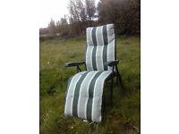 garden comfortable chairs