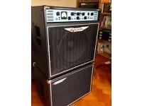 Ashdown Evo III 500 Amplifier with Ashdown Mag 21OT Deep Cab