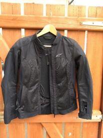Alpinestars Eloise Air Textile Jacket - Black - M