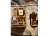 RUGGED PHONE brand new