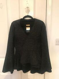 Quiz Women's top Size 12 M BNWT Zara LV MK Armani H&M