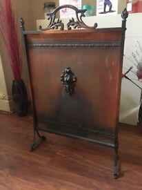 Copper Fire Screen- can deliver