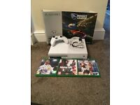 Xbox one s 4 games