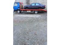 DAF RECOVERY LORRY FOR SALE - cars, vans, tractors