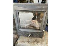 Multi fuel stove - Esse