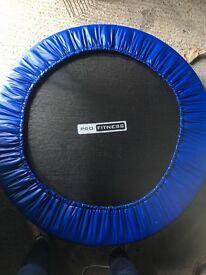 Trampoline - mini for exercise