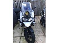 TRIUMPH EXPLORER XC MOTORCYCLE '64'