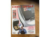 Boxed BRAND NEW George Foreman grill