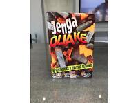 Jenga quake - brand new in box, never opened