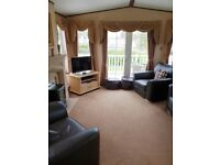 FOR RENT OR HIRE superb, Privately owned static holiday caravan Manor Park Hunstanton Norfolk