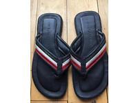 Dolce & Gabbana flip flops size 9