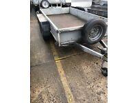 Bateson 10 x 5 trailer 2 ton