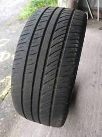 Part worn tyre 215/40/17