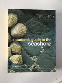 A Students Guide to the Seashore - 3rd Edition (Pristine Condition) (Free shipping)