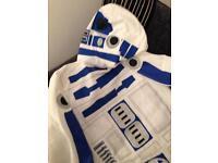 Star Wars Onesie Mens R2D2 Brand New Costume